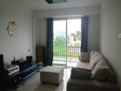 STACK 128 Apartment (Level 1) for SALE Located at Jalan Tun Jugah