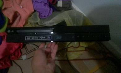 Lg dvd player dgn speaker