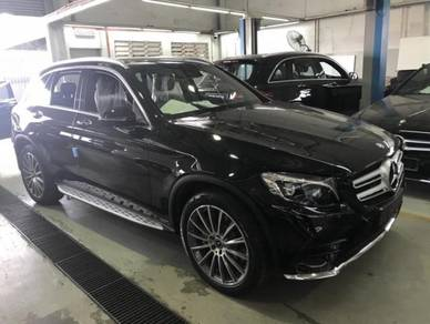 New Mercedes Benz GLC250 for sale