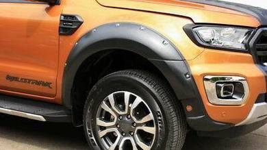 Ford Ranger T8 Wildtrak Edition Fender Arch