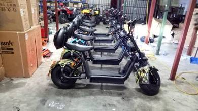 Harley scooter new ( promotion )