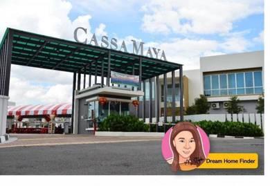 Cassa maya | gated guarded | under value | sungai dua |good enviroment