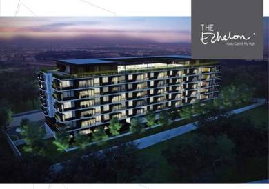 The Echelon apartment at jln stutong baru.opposite airport runway