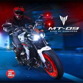 Yamaha mt-09 promosi deposit rendah