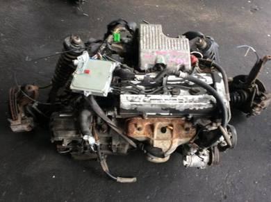 Honda crv rd1 rd2 rd3 s10 civic orthia el2 b20b 2w