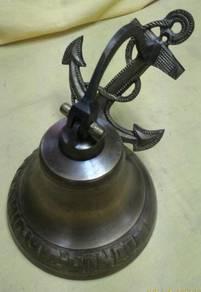 Vintage Wall Marine Bell