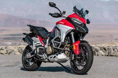 2021 Ducati Multistrada V4 S