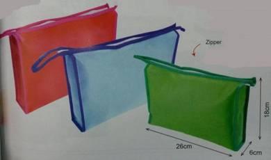 NON woven Multi purpose toiletries bag