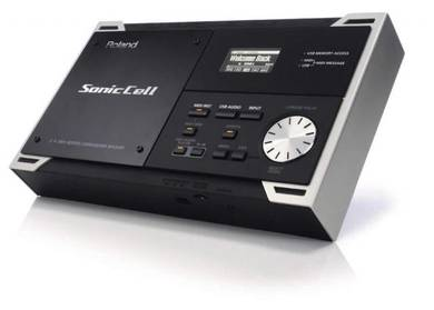 SonicCell Expandable Synthesizer Module