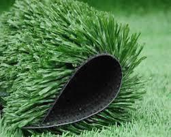 Artificial grass decoration