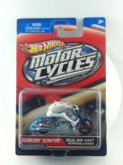 Hotwheels Motorcycles w/Removable Rider Scorchin'
