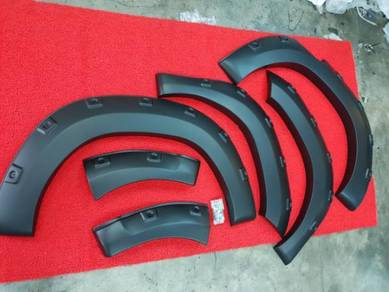 Toyota hilux revo rocco fender arch flare flares