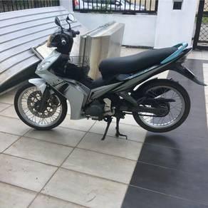 2007 Yamaha 135LC