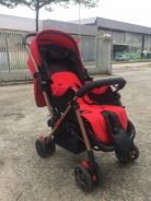 Stroller baby two way