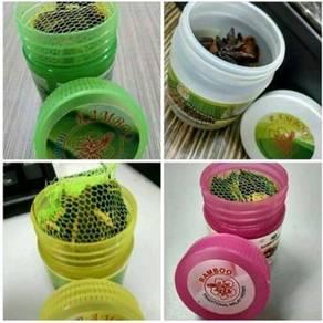 Terapi resdung herbanika ramboo care