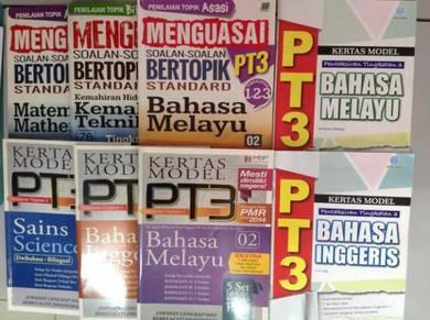 PT3 activity books