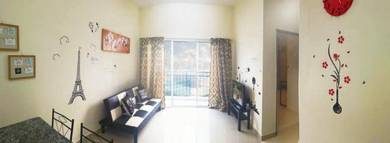 Nilai condo - mesahill 2 rooms for rent ( fully furnished )