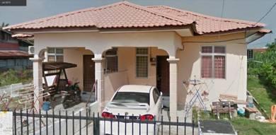 Rumah Utk Disewa di Padang Bongor