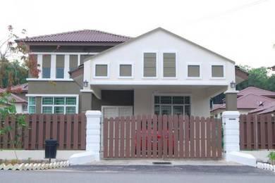 Homestay at Krubong Melaka
