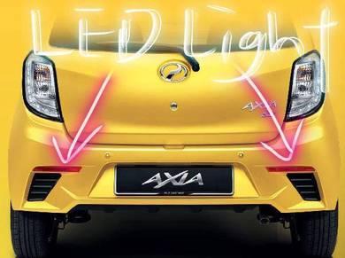 AXIA SE ADVANCE Rear Bumper Lamp Light LED LAMPU 2