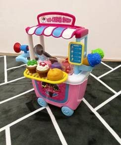 JHR - Storage Trolley for kids