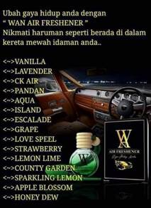 Body perfume & air freshener