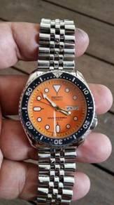 Seiko Diver Oren 7s26 Enjin