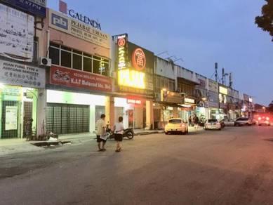 Shop for rent at Bandar Puteri Klang