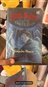 Harry Potter Malay Version
