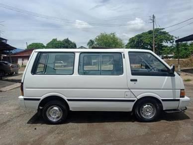 Nissan C22 good running van