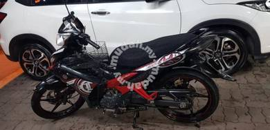 Yamaha 135LC Bike in very good condition