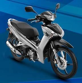 Honda Wave 125i - Easy Apply - Deposit Rendah