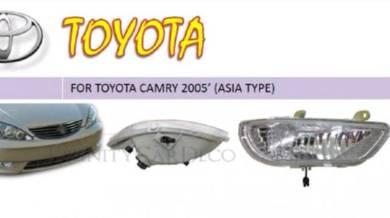 Toyota camry altis unser honda city civic fog lamp