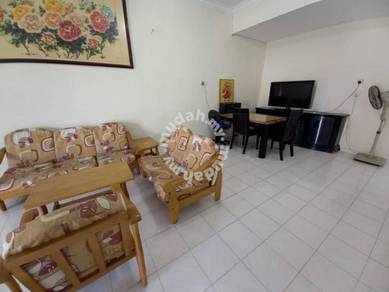 Tun Aminah Ssth For Rent, 3b2t Pf, Good Condition, Low Rental