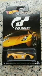 HotWheels Lamborghini Gallardo LP570-4 SL GT