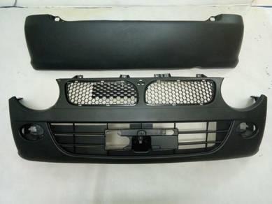 Bumper Depan Belakang KANCIL Bulat 660 850 - BARU