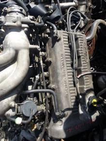 Air Flow Mazda Ford B6 BP B8 Lantis LYNX