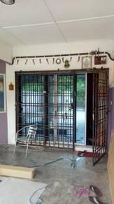 Over blue tinted protection uv50% rumah kaw shinni