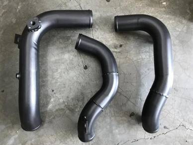 Intercooler charge pipe kit for vw golf mk7 gti