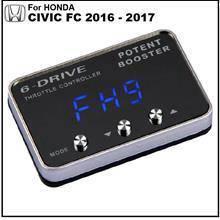 Civic FC Potent Booster Advance Throttler Remapper