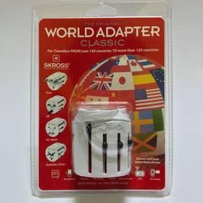 SKROSS World Travel Power Adapter