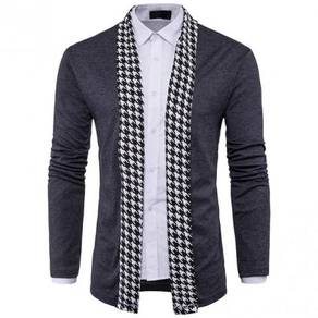 8569 Design Casual Knitted Cardigan Jacket