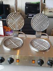 Waffle machine recon