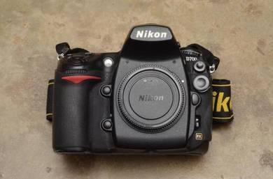 Nikon D700 Fullset