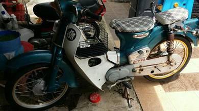 Classic Honda C70