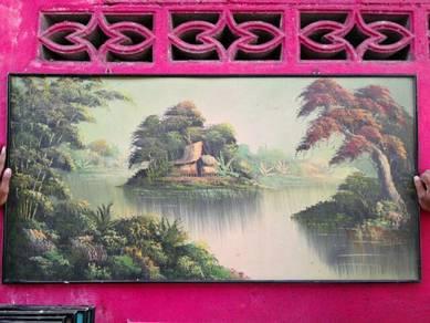 Lukisan terpakai untuk dijual