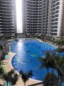 '' Cityview '' Alantis Residences High Rise Condominium Melaka Raya