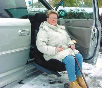 Wheelchair Seats Disabled Turning Seat welcab