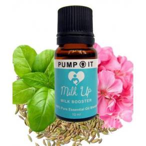 Pump It Milk Up 10ml