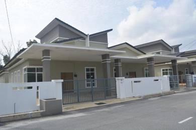 A New Semi-D with CFO at Taman Kempadang 2, Kuantan Pahang